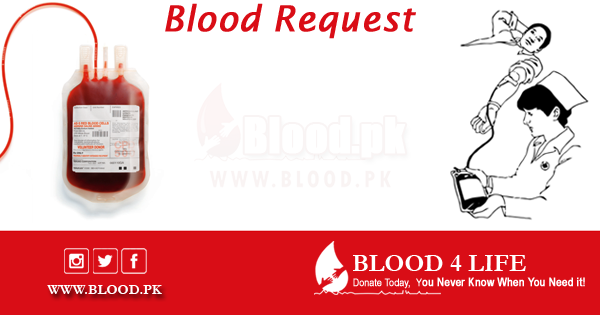 Blood Request